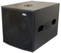 """Caixa Acústica Passiva Sub Woofer 18"""" 1000W SW18.1000P Compact - Nhl Pro Sound"""