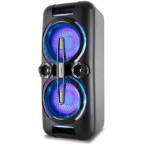 Caixa Acústica Philco PCX8000, USB, Bluetooth, Rádio FM, 500W RMS - Bivolt -