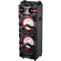 Caixa Amplificada 1000W Usb Bluetooth Preto CA3900 Lenoxx -