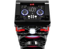 Caixa Amplificada 800W Usb Bluetooth Preto CA3900 Lenoxx -