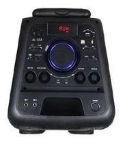 Caixa Amplificada Bluetooth Usb Com Rodinha - Vicini Bivolt -