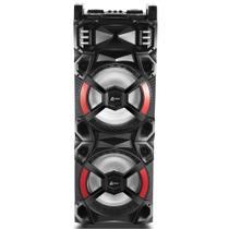 Caixa Amplificada Conexão Bluetooth e 1200 W de Potência CA4000 - Lenoxx