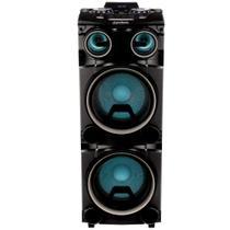 Caixa Amplificada Gradiente GCA-103 Power Bass, USB, SD-Card, Bluetooth, 1500W RMS - Bivolt -