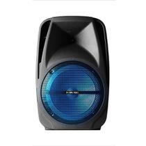 Caixa Amplificada Mondial CM-500, USB, Bluetooth, FM, Bateria Recarregável, 500W, Bivolt -