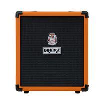 Caixa Amplificada Orange Crush Bass 25 1x8 para Contrabaixo -