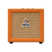 Caixa Amplificada Orange Micro Crush 3W 1x4 para Guitarra -