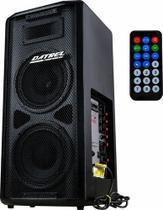 Caixa Ativa Amplificada Som 8 Usb Bluetooth 200w Rms - Datrel