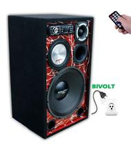 Caixa Ativa Bob Bluetooth Usb Falante Unlike Modulo Taramps - Oestesom
