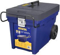 Caixa bau para  ferramentas com rodas contractor - Irwin