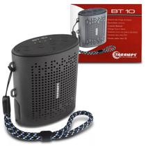 Caixa Bluetooth Som Churrasco Festa Portátil Taramps BT 10 Auxiliar -