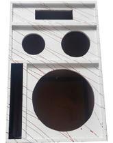Caixa  Bob Esponja De 12 Polegadas  Com Porta  Módulo - Aldebox