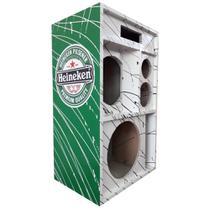 Caixa bob esponja residencial para montar falante 12 médio 8 - Aquiles