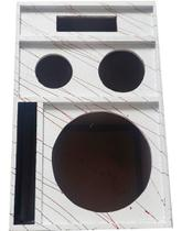 Caixa Bob Esponja Sem Médio Branca - Alde Box
