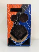 Caixa Bob Esponja Vazia Para Alto Falante De 12 Polegadas - Nativo Decore