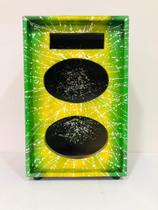 Caixa bob esponja vazia para auto falante 6x9 - Nativo Decore