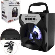 Caixa Caixinha De Som Bluetooth Sem Fio Musicas Toca Celular - Grasep