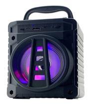 Caixa Caixinha De Som Portátil Bluetooth AL-301 - Grasep -