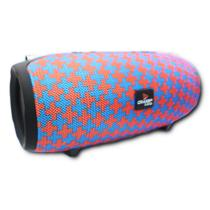 Caixa Caixinha Som Bluetooth 15 whatts USB FM AUX Com Alça - Grasep