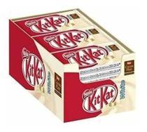 Caixa Chocolate Kitkat White Branco 996g Nestlé C/24 Unid -