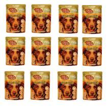 Caixa com 12 unidade de 100g Special Dog Cães Filhotes Frango -