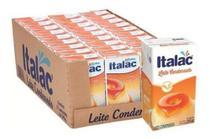 Caixa Com 27 Leite Condensado - Italac 395g -