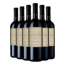 Caixa com 6 Vinho Argentino Dv Catena Cabernet Malbec - Catena Zapata
