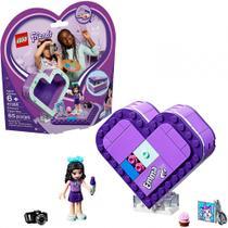 Caixa Coracao da Emma, Frozen Lego Disney -