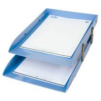Caixa correspondência dp articulável Azul claro 3043B Dello -