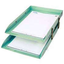 Caixa correspondência dp articulável Verde 3043V1 Dello -