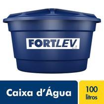 Caixa de água 100lt - marca fortlev -