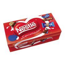 Caixa de Bombom Especialidades Nestlé 251g -