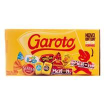 Caixa De Bombom Garoto 300G -
