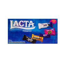 Caixa de Bombom Lacta Brand Mix Sucessos 250,5g - Casa & Video -