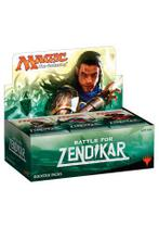 Caixa de Booster - Batalha por Zendikar / Battle for Zendikar - Wizards Of The Coast