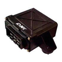 Caixa de diodos mercedes benz 12v 24v 8 terminais, com suporte - Dni