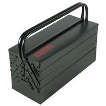 9c2b1e2df55fe Caixa de ferramentas sanfonada com 7 gavetas - RLL-09 (Preto) - Rotterman