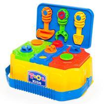 Caixa de Ferramentas Tool Kids Calesita 0885 -