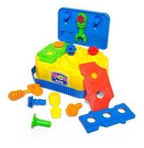 Caixa De Ferramentas Tool Kids - Calesita -