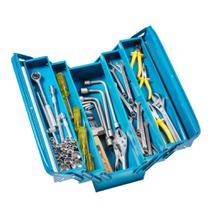 Caixa de Ferramentas Tramontina 43800/945 5 gavetas com 60 peças -