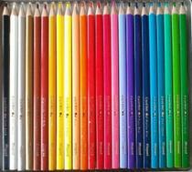 Caixa de Lápis de Cor 24 Cores - Np -