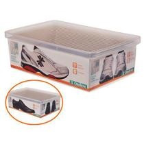 Caixa De Sapato Transparente Para Organizar - Grande - Ordene