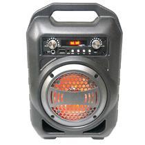 Caixa de Som 6 em 1 Bluetooth 30w Rms Rádio Fm Super Bass Speaker - Flex gold XC-CP-30 - X-Cell