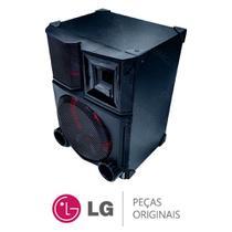 Caixa de Som Acústica NS9750F 4/8OHM Mini System LG CM9750 -