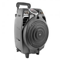 Caixa de Som Amplificada Bluetooth 7 EM 1 Maxprint MaxPower 300W RMS - 6011827 - Preta -