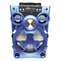 Caixa de Som Amplificada Bluetooth MultiFunction Portable - Speaker