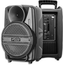 "Caixa de Som Amplificada Bluetooth USB 8"" Master Voice Mv8 -"