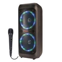Caixa de Som Amplificada com Microfone TRC 5540 - 400w RMS -