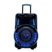 Caixa de Som Amplificada Sumay STYLE15 500W Bluetooth c/ Microfone e Controle Remoto -