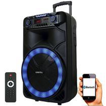 Caixa de Som Amplificada Sumay Thunder X 1000w Controle Remoto Bluetooth -