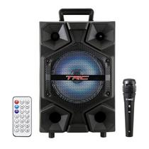 Caixa De Som Amplificada TRC 512 Bluetooth Usb/Fm/Aux/Sd 150W -
